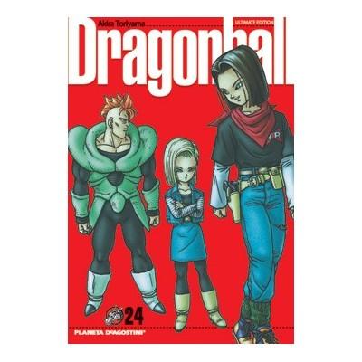 Dragon Ball Ultimate Edition Nº 24