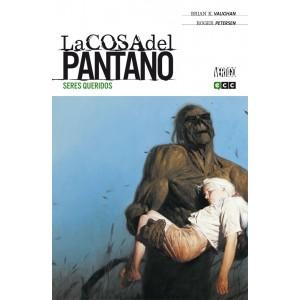 La Cosa del Pantano de Alan Moore nº 03 (Nueva Edición)
