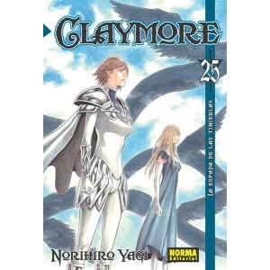 Claymore nº 24
