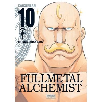 Fullmetal Alchemist Kanzenban nº 09