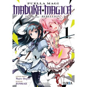 Madoka Magica The Different Story nº 03