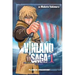 Vinland Saga nº 01