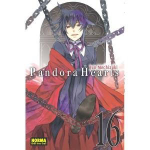 Pandora Hearts nº 15