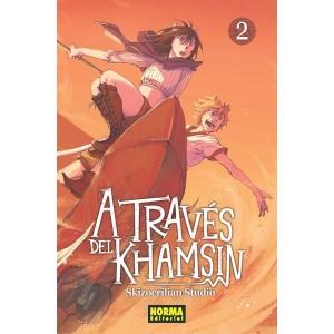 A Través del Khamsin nº 01