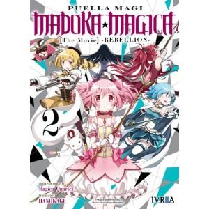 Madoka Magica The Movie Rebellion nº 01