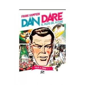 Dan Dare. Viaje a Venus nº 01 - Piloto del Futuro