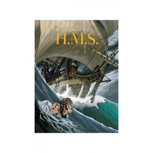 H.M.S Buque de su Majestad nº 01 - Los Naufragos del Miranda - Capturad al Dana
