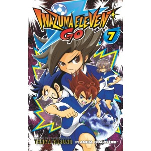 Inazuma Eleven Go! nº 06