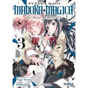 Madoka Magica The Movie Rebellion nº 02