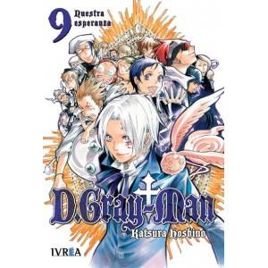 D.Gray-man nº 09
