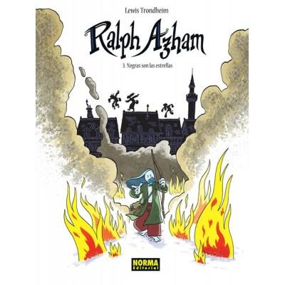 Ralph Azham nº 02 - La Muerte al Principio del Camino