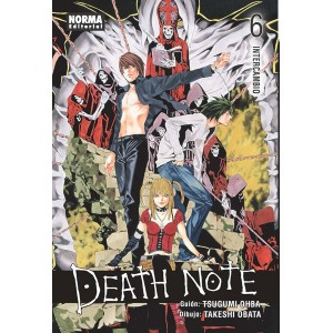 Death Note nº 05 (Norma)