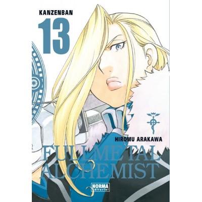 Fullmetal Alchemist Kanzenban nº 12