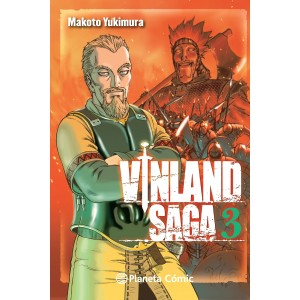 Vinland Saga nº 03