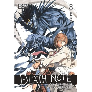 Death Note nº 07 (Norma)