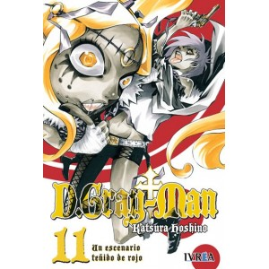D.Gray-man nº 11