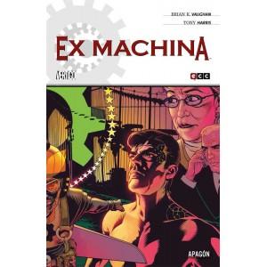 Ex Machina nº 05: Malos Humos