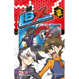 Little Battlers eXperience (LBX) nº 01