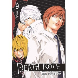 Death Note nº 09 (Norma)