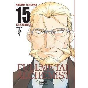 Fullmetal Alchemist Kanzenban nº 15