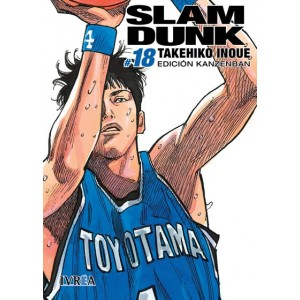 Slam Dunk Integral nº 18