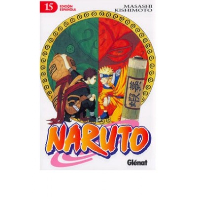 Naruto nº 15