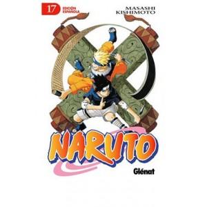 Naruto nº 17