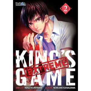 Kings Game EXTREME nº 01