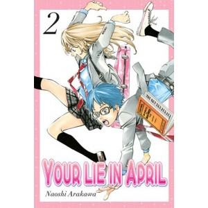 Your Lie in April nº 01