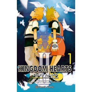 Kingdom Hearts Chain of Memories nº 02