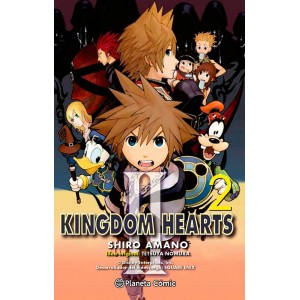 Kingdom Hearts II nº 01