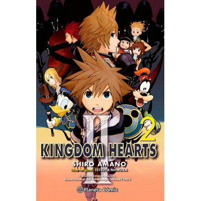 Kingdom Hearts II nº 01