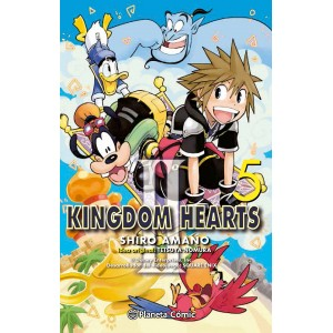 Kingdom Hearts II nº 04