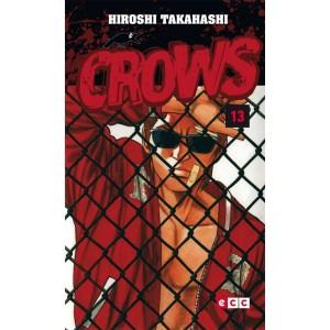 Crows nº 12