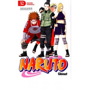 Naruto Nº 32