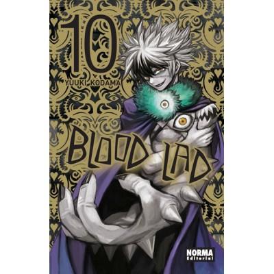 Blood Lad nº 10