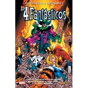 Colección Extra Superhéroes 48. Los Vengadores 4 - La guerra de Kang
