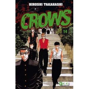 Crows nº 13