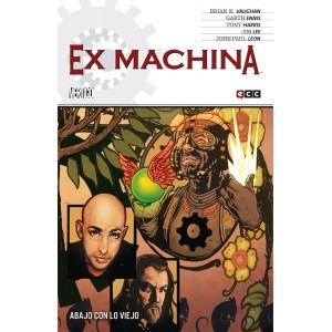 Ex Machina nº 08: Juego sucio