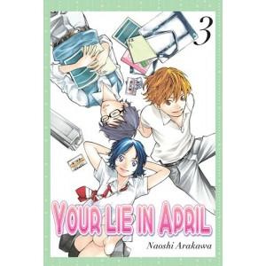 Your Lie in April nº 02