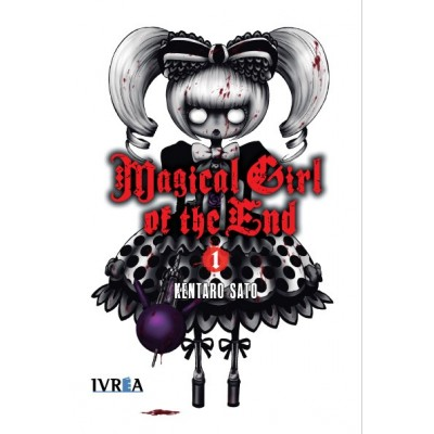 Magical Girl of the End nº 01