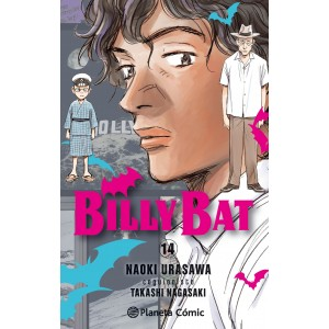 Billy Bat nº 13
