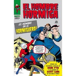 Marvel Gold. El Hombre Hormiga - ¡El hombre en el hormiguero!