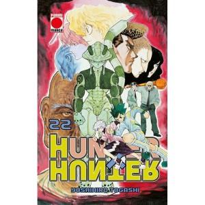 Hunter x Hunter nº 21