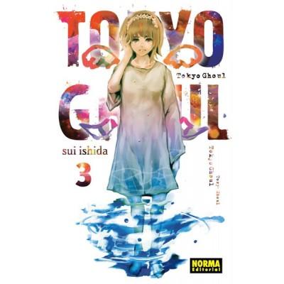 Tokyo Ghoul nº 02