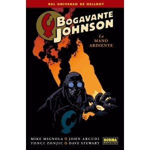 Bogavante Johnson nº 01