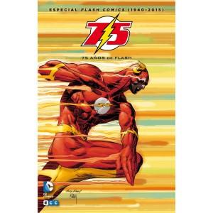 Especial Flash Comics (1940-2015): 75 años de Flash