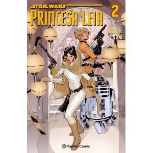 Princesa Leia nº 01