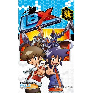Little Battlers eXperience (LBX) nº 03