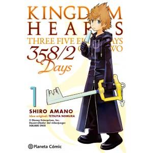Kingdom Hearts II nº 07